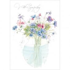 A168 Sympathy Flowers