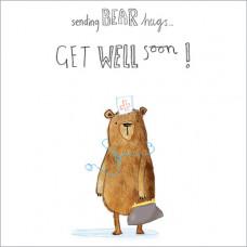 FP5069 Get Well Bear