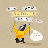 FP5096 Heard How Badger Feeling