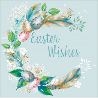FP6224 Easter Wishes (with Blossoms)