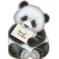 FP7012 Panda Special Wishes