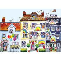 FP7050 Rainbow Houses