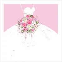 LS34 Wedding Dress