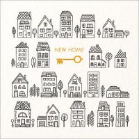 FP6212 New Home Golden Key