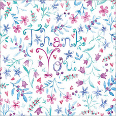 FP5142 Thank You Floral