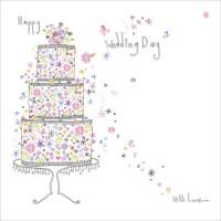 WS381 Happy Wedding Day
