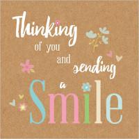 WS447 Sending a Smile