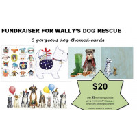 Wally's Doggie Rescue Fundraiser 5-pack