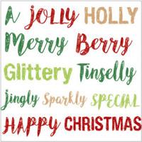 XLS01 A Jolly Christmas